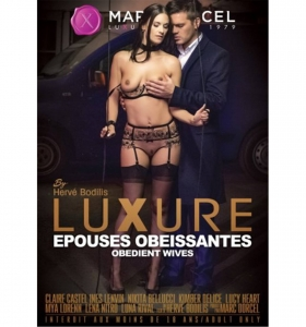 DVD Dorcel - Luxure - Obedient Wives