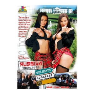 Film erotyczny DVD Marc Dorcel - Russian Institute: Lesson 10 - Holidays