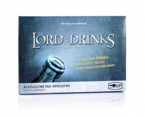 Alkoholowa Gra imprezowa - Lords of the Drinks - Władca Promili
