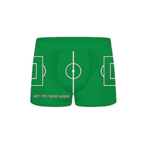 Bokserki Kibica Funny Boxers - Let The Game Begin