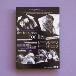 Film Erotyczny 5 Hot Stories for Her DVD