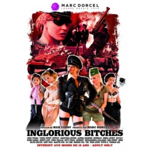 Film erotyczny DVD Marc Dorcel - Inglorious Bitches