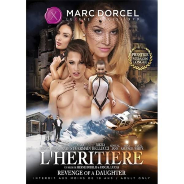 Film erotyczny DVD Marc Dorcel - The Revenge of a Daughter