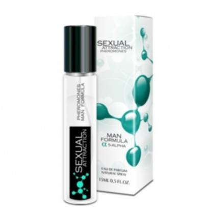 Feromony dla Mężczyzn Sexual Attraction Man Formula 15ml